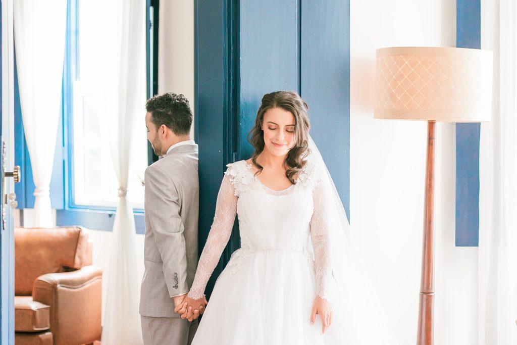 Modest wedding dress inspiration